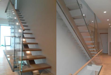 Ultra Moderne Keukens : Parrein bouden trappen keukens deuren te ieper